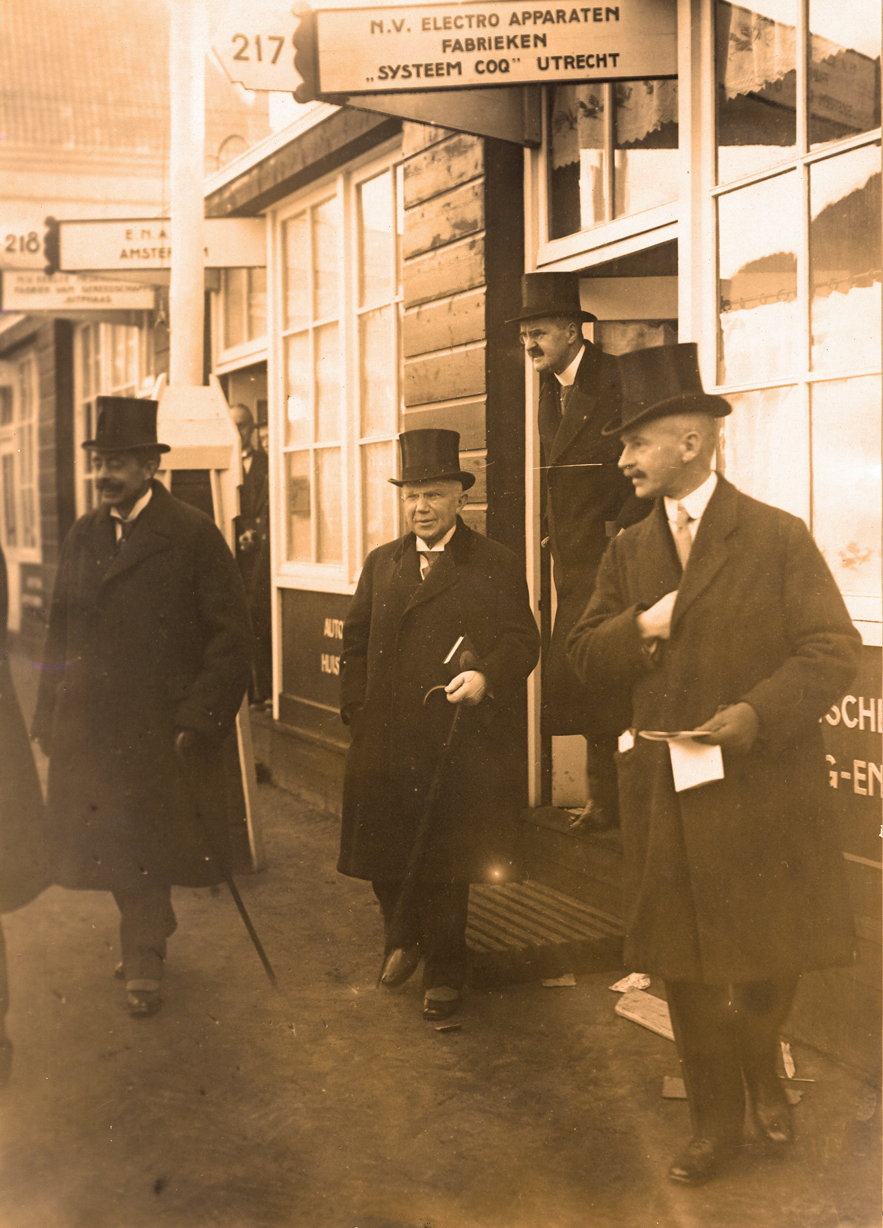 1920PrinsHendrik_bezoektJaarbeursUtrecht