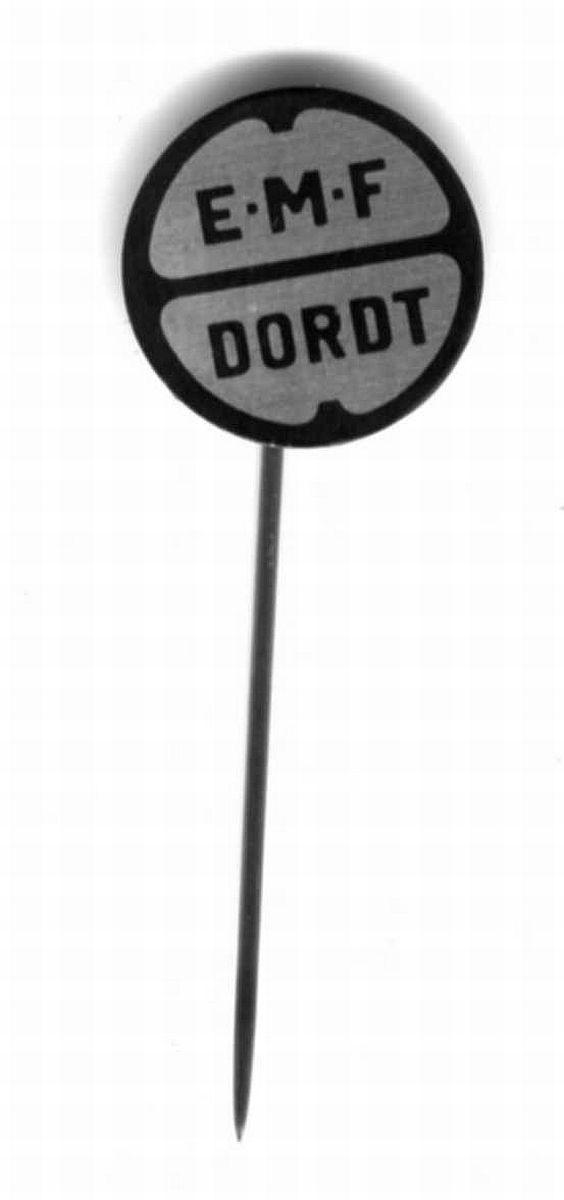 Speldje EMF Dordt