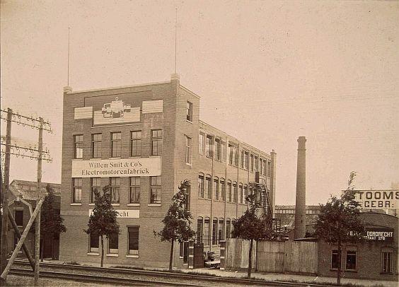 Smit Dordt rond 1900