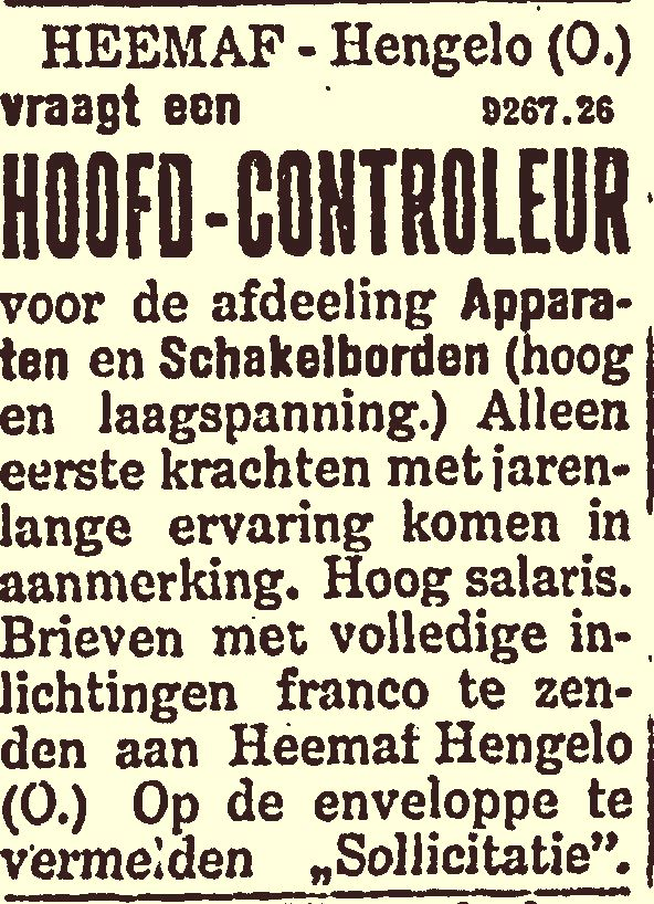 1919hoofdcontroller_1919_heemaf