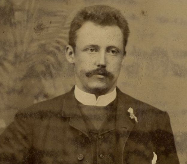 Willem Benjamin Smit in 1888